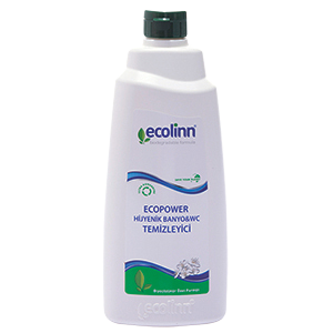 6040 – ECOLINN ECOPOWER BAD-WC-REINIGER (1000 ml)