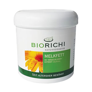 4015 – BIORICHI MELKFETT MIT RINGELBLUMEN-EXTRAKT (250 ml)